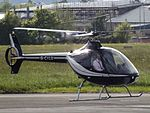 G-CILU Guimbal G2 Helicopter (27225396905).jpg