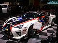 GAZOO Racing Lexus LFA - Tokyo Auto Salon 2011.jpg