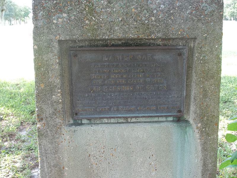 File:GA Brunswick Lanier Oak marker01b.jpg