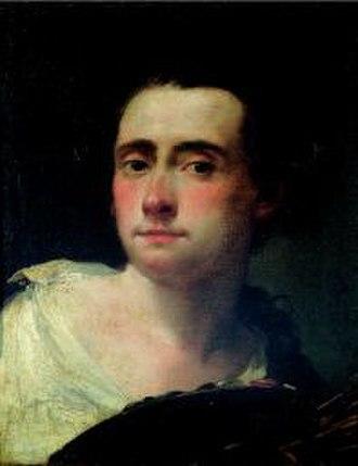Gaetano Gandolfi - Self-portrait, 1763