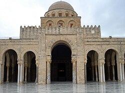 Galerie mosquée Kairouan