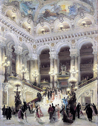 Napoleon III style - Image: Garnier Opera Paris