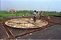 Gate Complex Dome Under Construction - Science City - Calcutta 1994-09-26 462.JPG