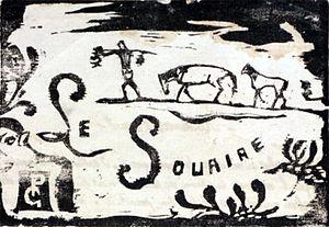 Le Sourire - Image: Gauguin Le Sourire K 63