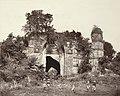 Gaur. Dakhil Gate (South View), a photo by John Henry Ravenshaw, 1860.jpg