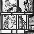Gebrandschilderd venster (van de noorder dwarsarm) Collectie Centraal Museum Utrecht. - Utrecht - 20233219 - RCE.jpg