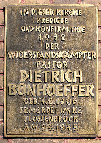 19 Genial Dietrich Bonhoeffer Lebenslauf 2