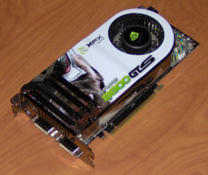 Графичка картица GeForce 8800gts