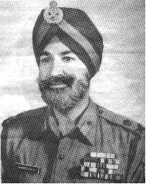 Khalistan movement - The Sikh separatist forces within the Harmandir Sahib were led by former Major General Shabeg Singh