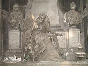 Genova, Cimitero monumentale di Staglieno cate...