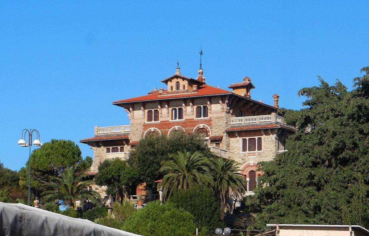 Villa canali gaslini wikipedia