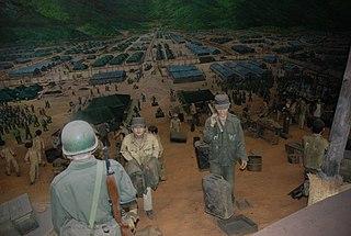 Geoje prison camp Prisoner of war camp