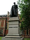 George Canning statue, Parliament Square SW1 - geograph.org.uk - 1318077.jpg