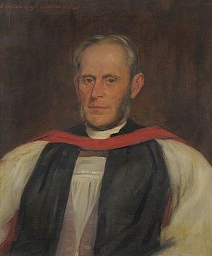 Bishop of Stepney - Image: George Forrest Browne by CG Anderson