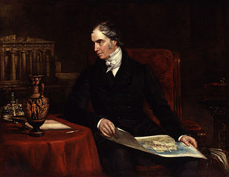 George Hamilton-Gordon, 4th Earl of Aberdeen - Lord Aberdeen, c. 1847, by John Partridge