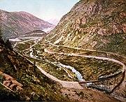 Georgetown loop 1899