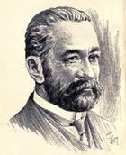 Georgy Lvov, 1906 drawing