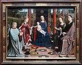 Gerard david, madonna col bambino, santi e un donatore, 1510 ca. 01.jpg