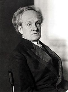 Gerhart Hauptmann 1905.