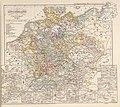 Germany in the Thirty Years' War, 1618–1648 (Spruner, 1854).jpg