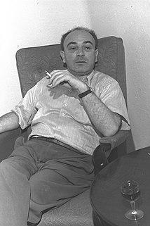 Gershon Agron Mayor of Jerusalem, founder of the Jerusalem Post newspaper