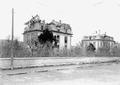 Gesamtansicht des zerstörten Hauses Theurillat - CH-BAR - 3240413.tif