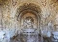 Giardino di castello, grotta degli animali o del diluvio, giochi d'acqua 05.jpg