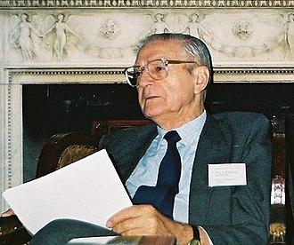 Aleksander Gieysztor - Aleksander Gieysztor, 1995