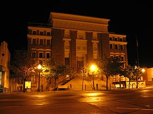 Gila County, Arizona - Image: Gila county arizona courthouse