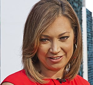 Ginger Zee - Zee in 2015