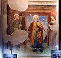 Giovanni e Bernardino da Asola, san giuseppe tra i ss. francesco e fosre antonio da padova, 1510 ca.jpg
