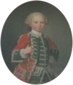Giuseppe Benedetto of Savoy as a child - Stupinigi.png