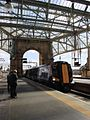 Glasgow Central - Abellio 380008 arriving from Largs.JPG