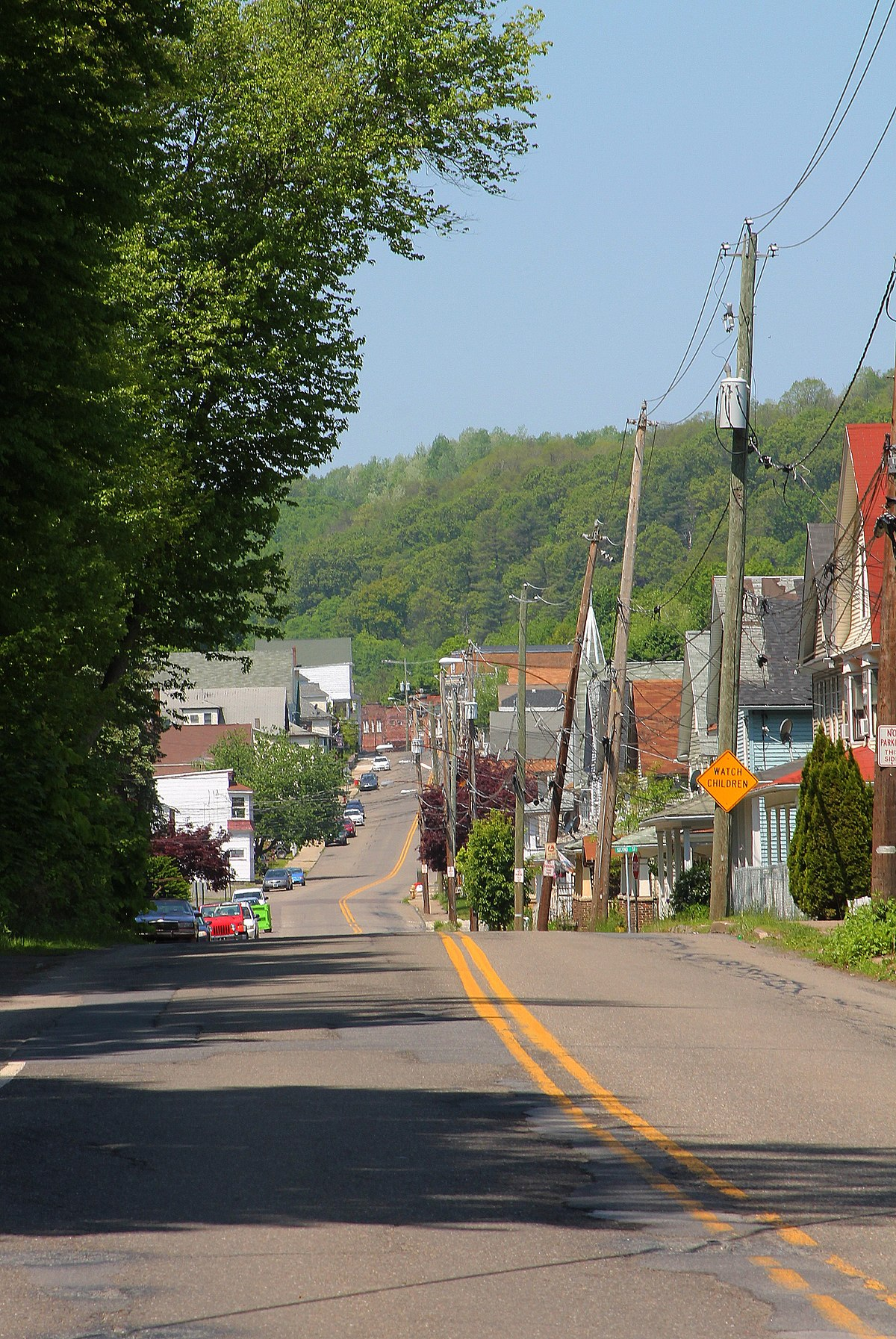 glen lyon  pennsylvania