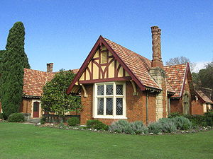 Wollongong Conservatorium of Music - Gleniffer Brae Manor House, home to the Wollongong Conservatorium of Music