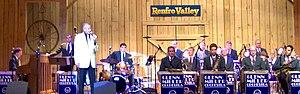 Glenn Miller Orchestra (1956–present) - The Glenn Miller Orchestra, 2009.