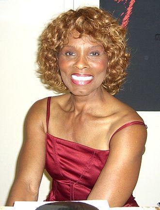 Gloria Hendry - Hendry at the Big Apple Con in Manhattan, 2008.