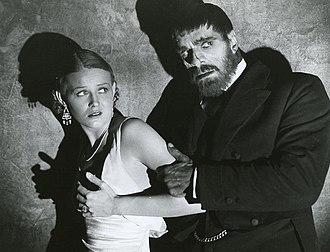 Gloria Stuart - Stuart and Boris Karloff in The Old Dark House (1932)