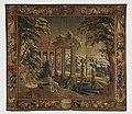 Gobelin in de Burgerzaal- De reeks van e Metamorfosen van Ovidius. De geschiedenis van Narcissus. T11 - Nijmegen - 20421793 - RCE.jpg