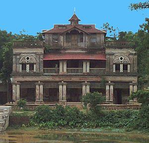 Syed Shamsul Huda - Gokarna Nawab Bari Complex