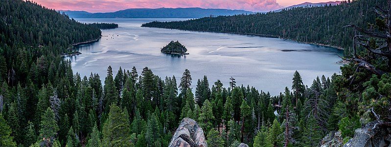 File:Golden Hour at Emerald Bay.jpg