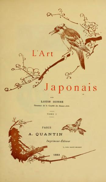File:Gonse - L'Art japonais, tome I, 1883.djvu