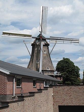 Goor - Image: Goor, molen foto 5 2010 07 18 13.24
