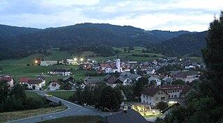 Municipality of Gorenja Vas–Poljane Municipality of Slovenia