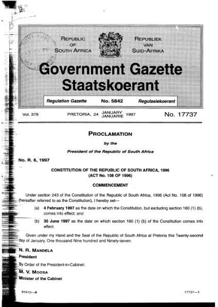 File:Government Gazette 17737.djvu