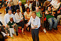 Governor of Florida Jeb Bush, Announcement Tour and Town Hall, Adams Opera House, Derry, New Hampshire by Michael Vadon 23.jpg