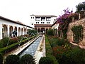 Granada, Generalife, Patio de la Acequia (3).jpg