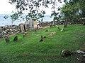 Graveyard at Lennimore (North Thundergay). - geograph.org.uk - 188782.jpg