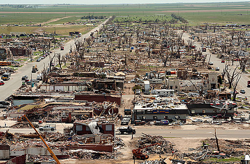 Greensburg Kansas tornado