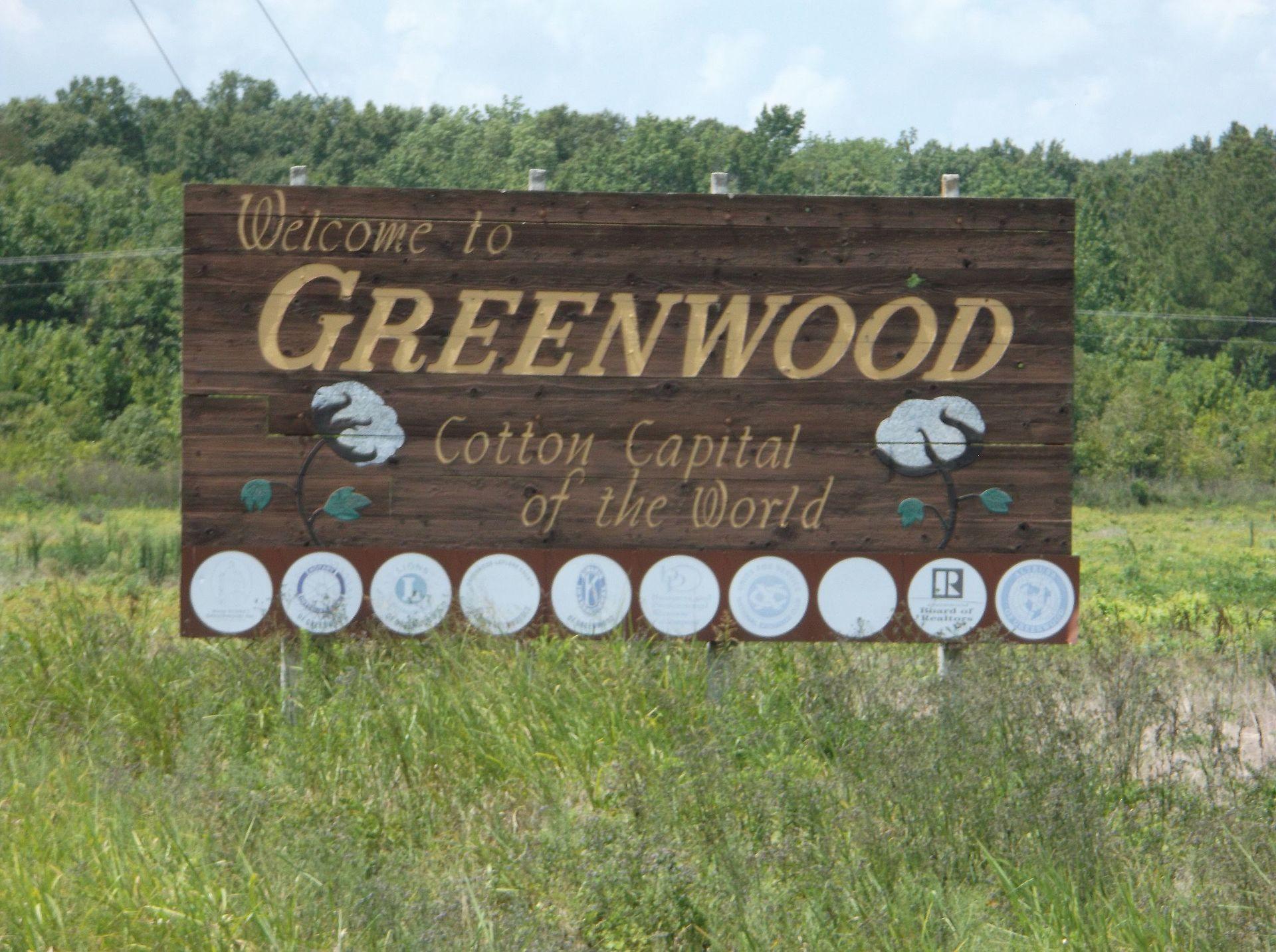 Greenwood, Mississippi...